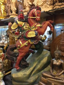 God Of War Statue Singapore