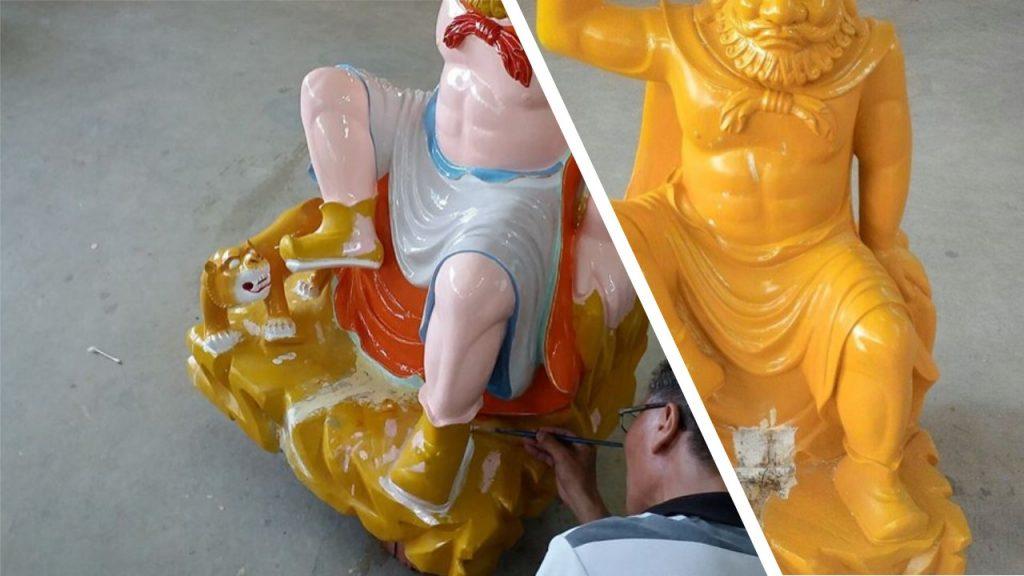 Statue Repair Singapore